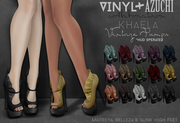 Khaela_Shoe_MP1_Poster